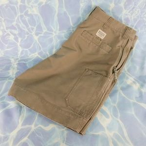 Columbia flat front cotton shorts.  38